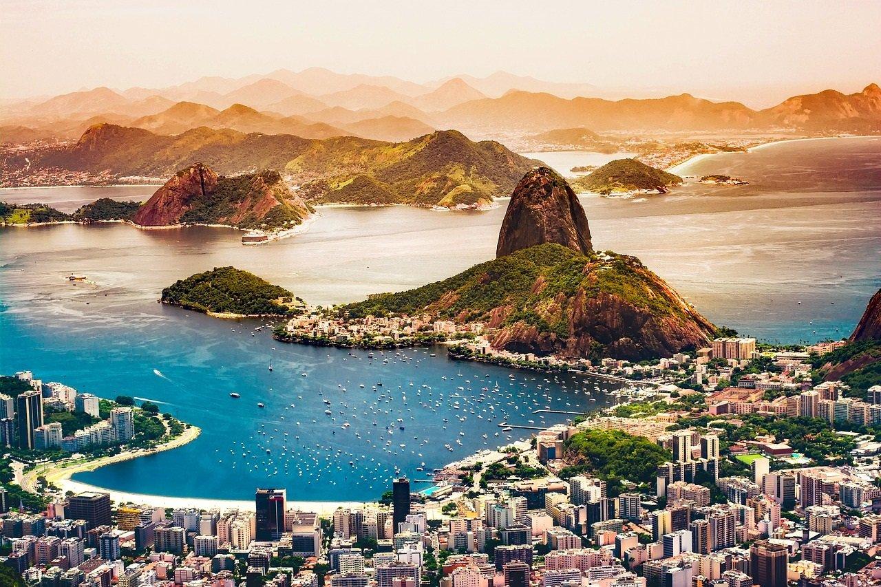 Brasilia Rion karnevaalit ja Buzios