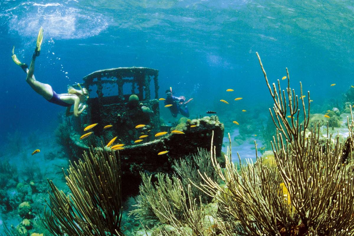 Aruba Curacao yhdistelmämatka