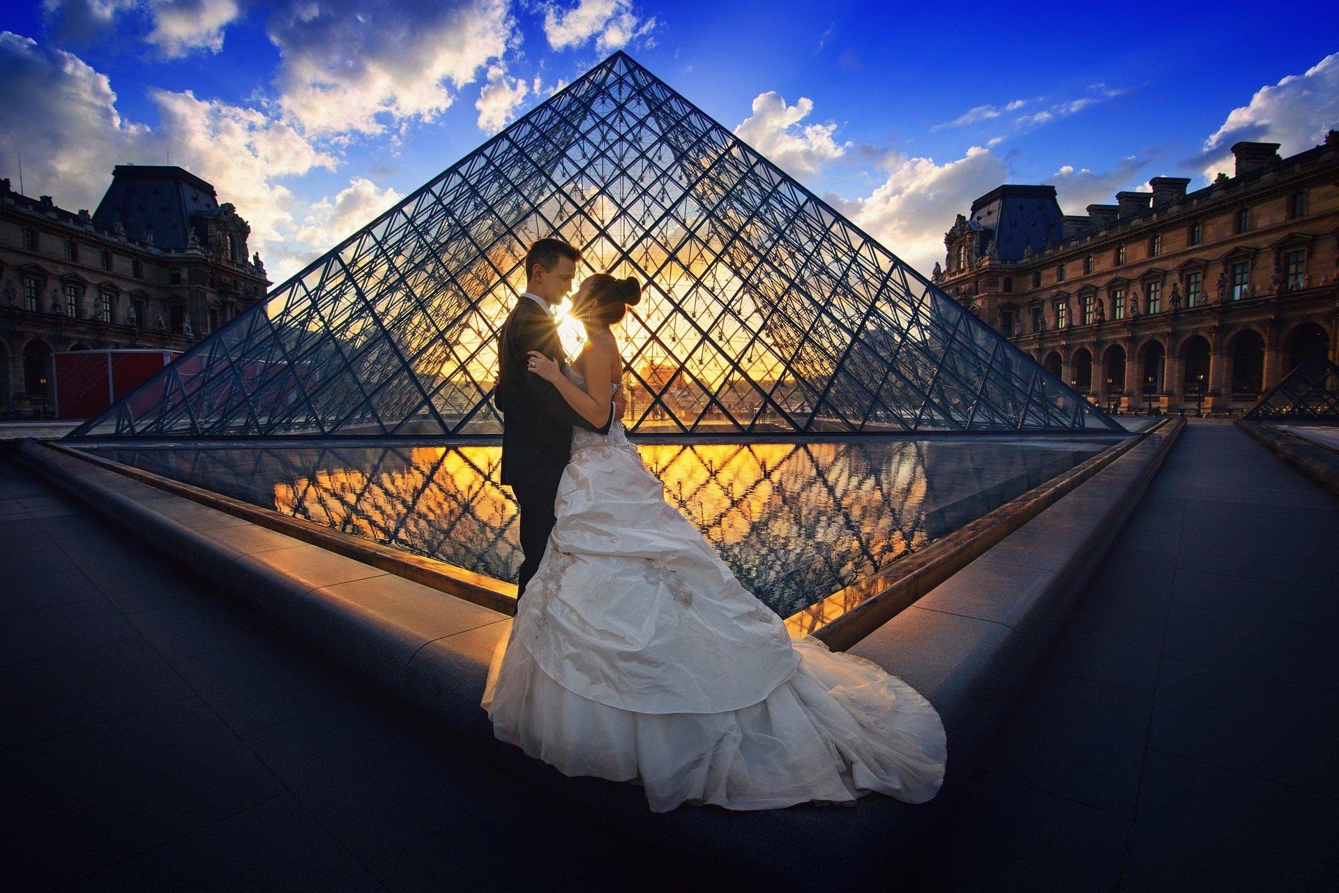 Ranska Pariisi hää- ja juhlamatka