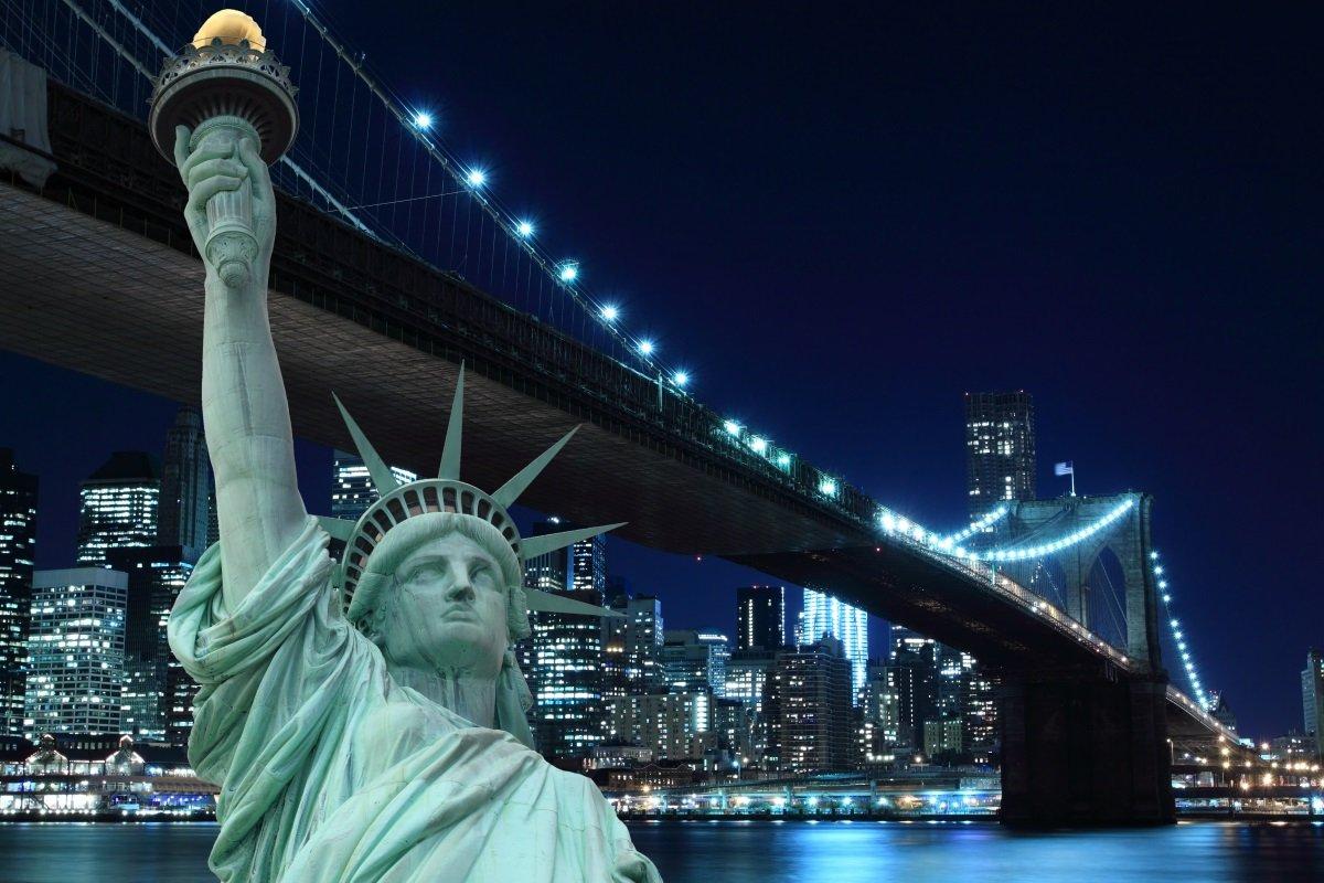 USA New York ja Curacao yhdistellen maailmalla häämatka