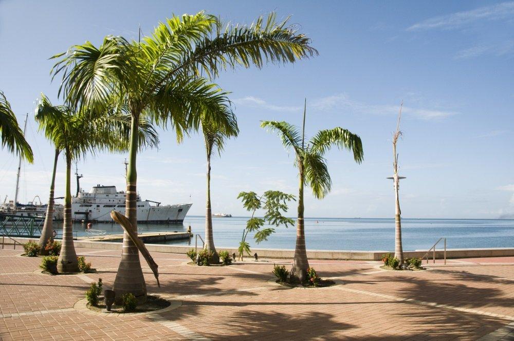 Tobago häämatka