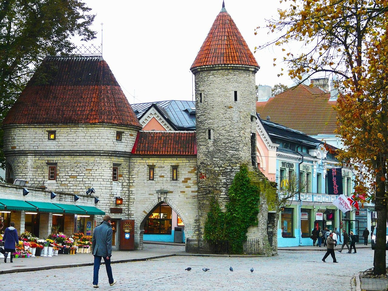 Viro Tallinna häämatka